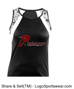 Aero Ladies Singlet Design Zoom